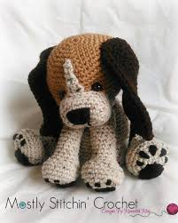 Crochet Dog Pattern Magnificent Free Crochet Pattern For Large Dog Dancox For