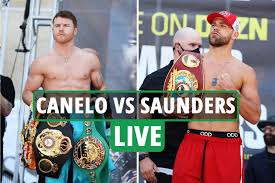 Canelo Alvarez vs Billy Joe Saunders LIVE RESULTS: Countdown to HUGE world  title clash in Texas TONIGHT – latest updates - 247 News Around The World