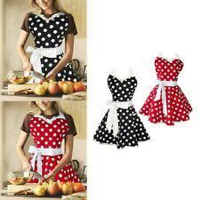 Unbranded <b>Polka Dot</b> кухонные <b>фартуки</b> - огромный выбор по ...