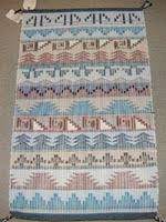 blue navajo rugs. Fine Navajo Blue Canyon Raised Outline By Lena Curtis With Navajo Rugs U