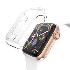Khung Nhựa Pc Bảo Vệ Cho Đồng Hồ Thông Minh Apple Watch Series 1 2 3 4 5  38mm 42mm 40mm 44mm giảm chỉ còn 19,600 đ