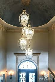 2 story foyer lighting cool large entryway chandelier for bedroom furniture installation