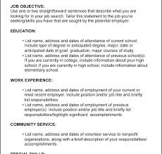 What You Need On A Resume What Do You Include In A Resume Push Job