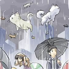 animated raining cats and dogs. Wonderful Dogs Raining Cats And Dogs Inside Animated And N