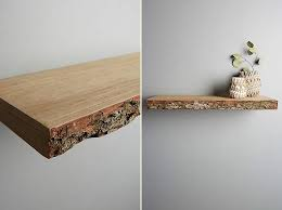 44 live edge wood floating shelf build floating shelves