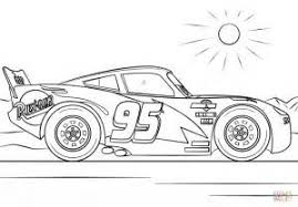 Small Picture Mcqueen From Cars 3 Coloring Pages To View Printable Version Or