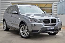 2014 BMW X3 XDRIVE20D F25 Grey  E