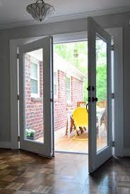 replace sliding glass doors with french