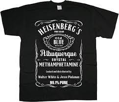 Camiseta para hombre inspirada en Walter White (Jesse Pinkman de Breaking  Bad), tallas S M L XL XXL XXXL: Amazon.es: Ropa y accesorios