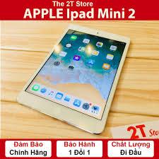 Giá T4: Máy tính bảng Apple Ipad Mini 2 (Fullbox) (Likenew) (Wifi + 4G)