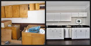 the best garage kitchen cc ascp compare how to paint oak cabinets and image for painting