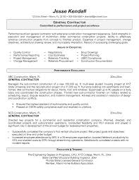 General Resume Examples General Resume Examples Examples Of Resumes 16
