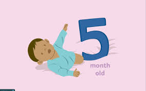 Your 4 Month Old Baby Development Milestones