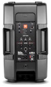 jbl powered speakers. jbl eon610 pack rear jbl powered speakers