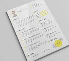 Pin By Sunny Tien On Resume Ideas Cv Resume Template Psd