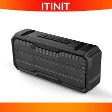 ITINIT Y3 Loa Di Động Bluetooth Không Dây Loa Âm Thanh 3D Stereo Cột Ngoài  Trời Không Dây Bluetooth|Portable Speakers