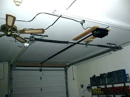 low headroom garage door garage door opener s and installation low clearance garage door opener installation