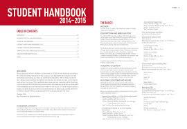 Interior Design Student Handbook Student Handbook By Columbus College Of Art Design Issuu