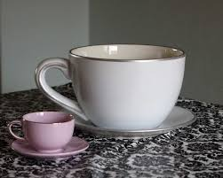 Decorating With Teacups And Saucers Decoration Tea Cup Plant Cup Saucer Plant Pot Large Cup Planter 49