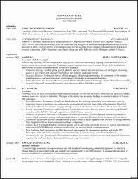 Harvard Business School Resumes Hbs Resume Format Harvard Business