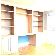 diy built in desk built in desk bookcase with built in desk wall units built  in