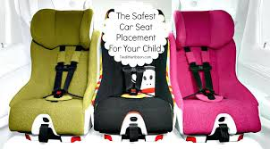 best car seats for infants and toddlers safest seat toddler comfort high back booster safety the placement within your