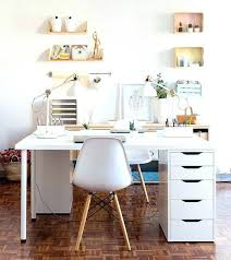 White Desk Chair Ikea Swivel Wood Office Uk