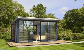 home office in garden. Outdoor Garden Office Industry Standard Design Home In A