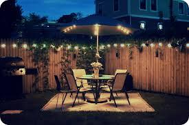 Solar Backyard Lights  Home Design InspirationsSolar Backyard Lighting