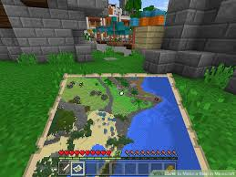 minecraft xbox one map size how to make a map in minecraft with pictures wikihow