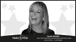 Carole Hakko Hayatını Kaybetti |