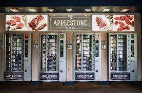 Vending Machine Test Cases Custom Your Next Steak Could Come From A Vending Machine Says Applestone