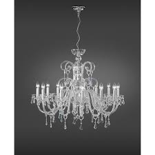 decorative glass and crystal chandeliers 17 chandelier 28012 with swarovski elements