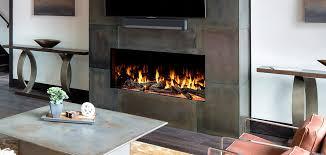 heat glo foundation single sided gas fireplaces
