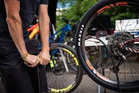 Tire Pressure Is One Of The Most Important Things You Set Up