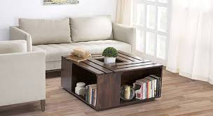 cushioned coffee table. Penland Coffee Table Urban Ladder In Cushion Remodel 13 Cushioned