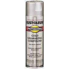 Rust-Oleum Professional Silver Enamel Spray Paint (Actual Net Contents:  20-oz