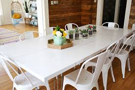 Of Painted Dining Room Tables Tips For Painting A Dining Room Table A Beautiful Mess