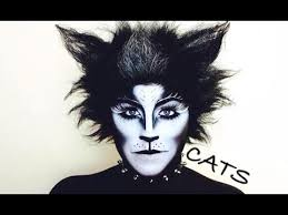 cats broadway al makeup tutorial nyx face awards 2016 challenge 4 you