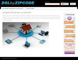 Zipcode Design Customer Service Dsl By Zip Code Competitors Revenue And Employees Owler