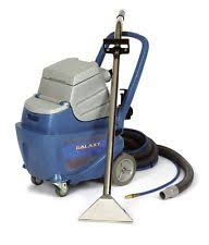 carpet machine. prochem galaxy with hose and wand - carpet cleaning machine