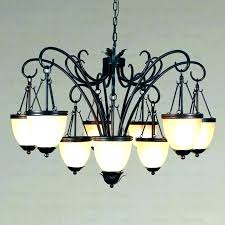 unique outdoor hanging candle chandelier home decor for chandeliers wrought iron