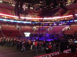 Wells Fargo Center End Stage Seating Chart Wells Fargo Center Section 113 Concert Seating