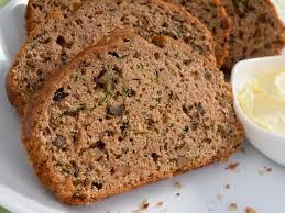 zucchini bread with self rising flour