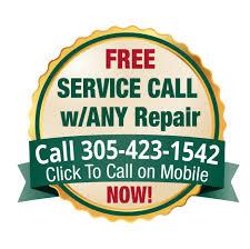 expert garage door repair free service special