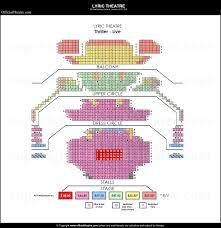 Logical Lyric Opera House Chicago Seating Chart Palace