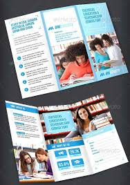 Training Flyer Templates Free Education Brochure Template 42 Free Psd Eps Indesign
