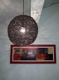 Carousell의 Ikea Rotan Light Home Furniture Home Décor