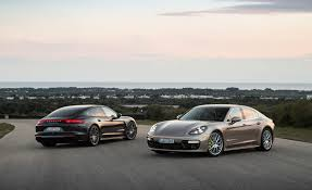 2018 porsche panamera turbo. simple turbo 2018 porsche panamera turbo s ehybrid pictures  photo gallery car and  driver on porsche panamera turbo