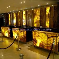 backlit onyx countertops stan backlit onyx countertops